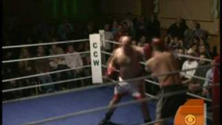 The Sport of Chess-Boxing