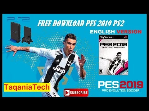 pes 2019 (ps2) english version download iso