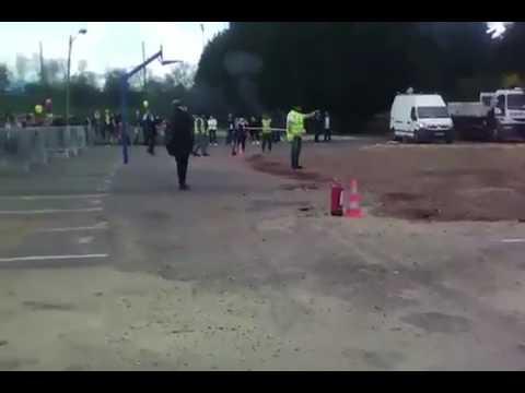 Villepinte Explosion live au carnaval 20 blessés graves