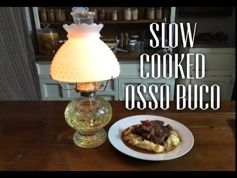 Slow Cooked Osso Buco Recipe