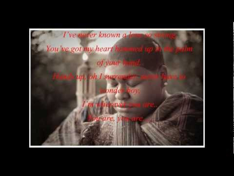 Stacy Barthe ft. Frank Ocean - Without You + Lyrics