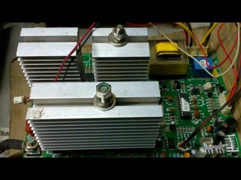 Sukam sinewave inverter transformer data 650va 850va and wiring diagram  YouTube