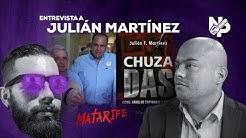 Entrevista a Julián Martínez La vida de Álvaro Uribe Vélez (El Matarife) está Rodeada de Cocaína