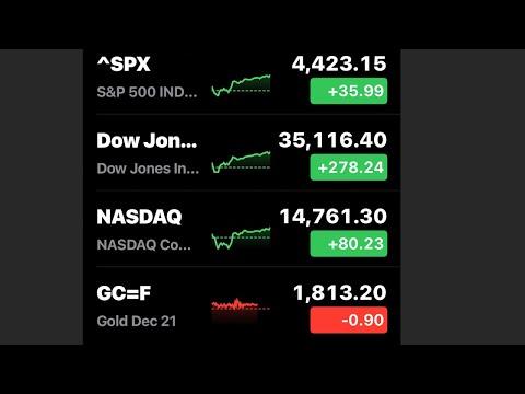 Will the Stock Market Ever CRASH? - Tomorrow's News, Today: $GPS Live