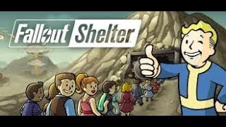 Fallout Shelter | (Dedicated Player) Live Stream #5