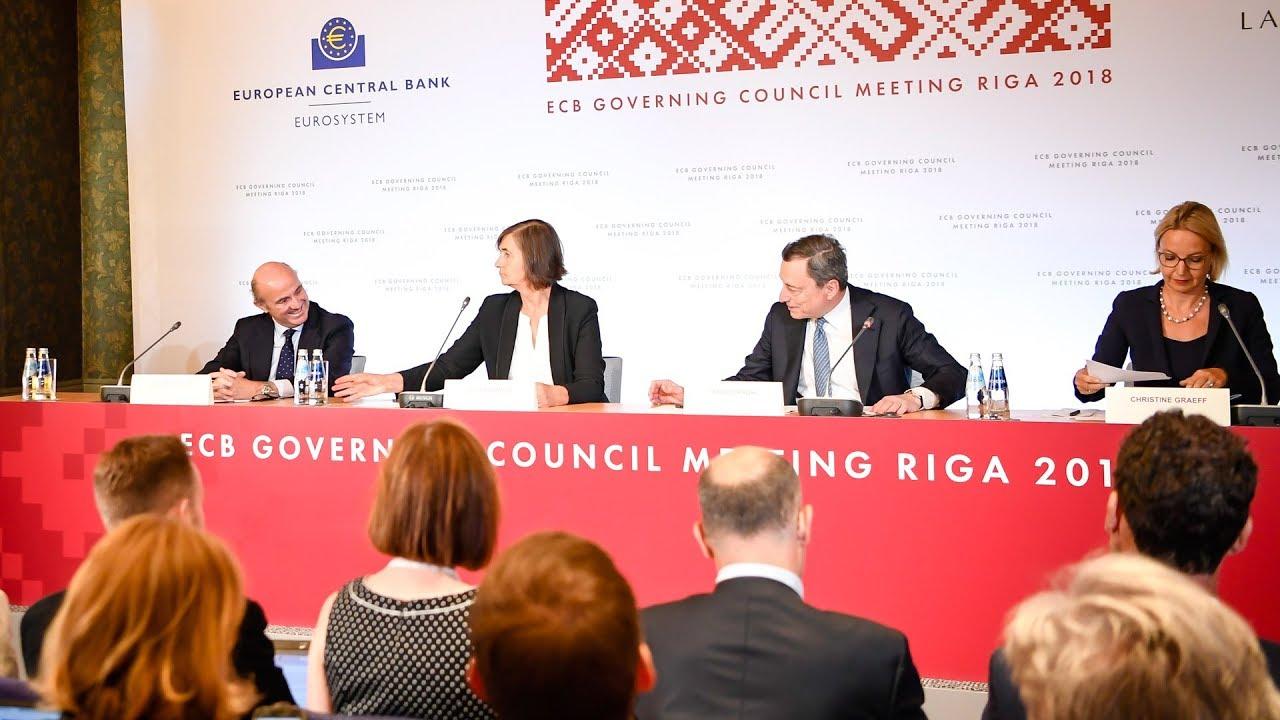 ECB Press Conference - 14 June 2018