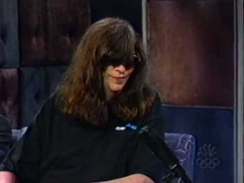 Joey Ramone on American TV - Interview July 1999