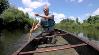 Total Outdoorsman: How to Paddle a Canoe Solo