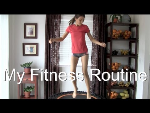 My Fitness Routine (Including 100 Squats a Day)
