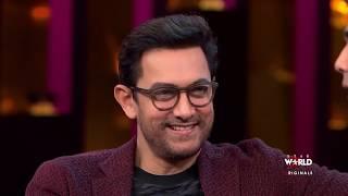 Koffee with Karan: Aamir Khan