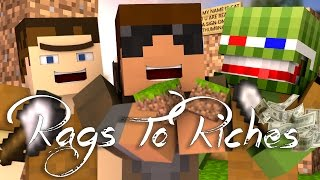 "Dirt Poor!! ""Rags to Riches"" #1"