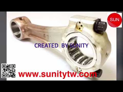TAIWAN SUNITY - outboard engine parts oem 688-11650-03-00 CONNECTING ROD ASSY for yamaha boats