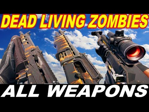 Dead Living Zombies - All Weapons - Far Cry 5 Third DLC thumbnail