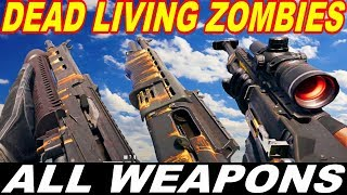 Dead Living Zombies - All Weapons - Far Cry 5 Third DLC