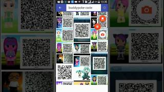 How To Download Buddypoke Scan Code (Add Avatar)