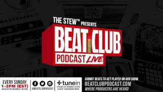 Beat Club Podcast - Ep. 9   Abstract Minor - Women Producers ONLY Show