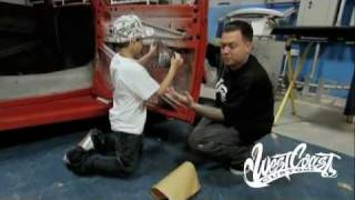 West Coast Customs - Stereo Deadening