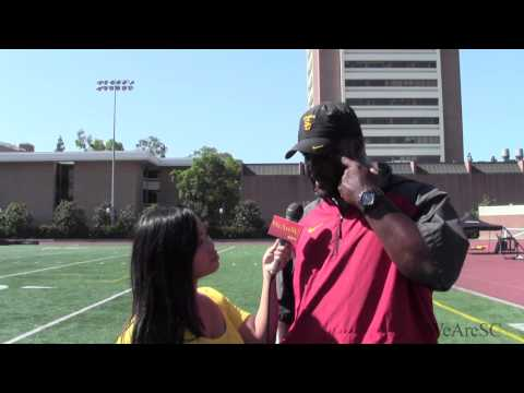 Coach Tee Martin Interview 9/16/14