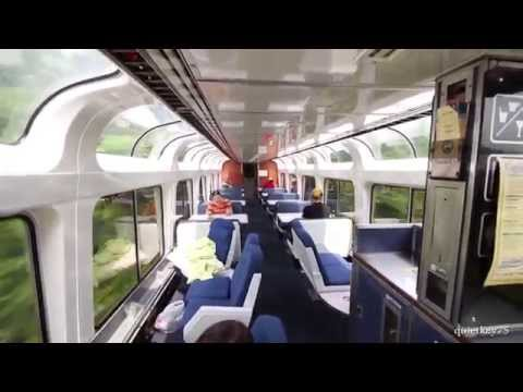 All Aboard Amtrak Sunset Limited - Houston to Beaumont - Canon SL1 Video