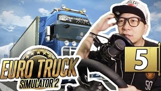 Euro Truck|#5 MK的生活態度