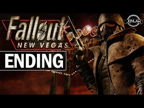 Fallout New Vegas Walkthrough - ENDING Veni Vidi Vici PC Gameplay
