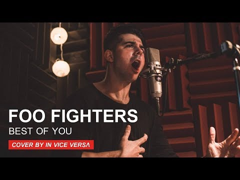 IN VICE VERSA - Best of You (Foo Fighters Cover)
