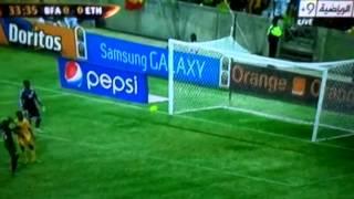 A. Traore goal against ehio