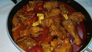 রমজান স্পেশাল খাসির মাংস ভুনা    Perfect Mutton Vuna Recipe    Mutton kosa Ramadan Special