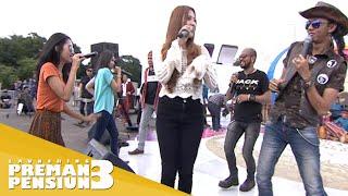 Pemain Perman Pensiun 3 nyanyi 'Euis' rame rame [Launching PP3] [14 Des 2015]