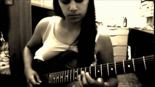 THE DOORS - L.A. WOMAN (GUITAR COVER/COVER GUITARRA)