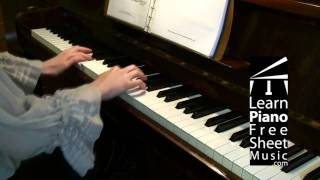 """""""Dance Of The Cygnets"""" from """"Swan Lake"""" by TCHAIKOVSKY piano version"""
