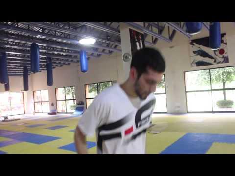 Campamento Panamericano De Taekwondo MEXICO 2014 IRENO FARGAS