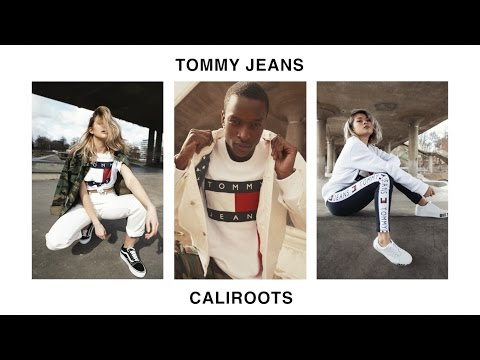 Tommy Jeans X Caliroots Lookbook