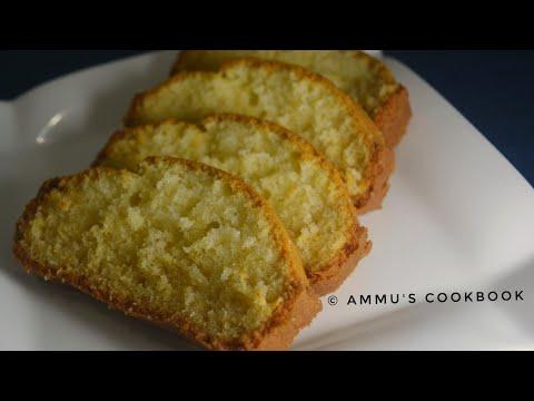 കൊച്ചിൻ ബേക്കറി സ്പെഷ്യൽ ഗീ കേക്ക് /Ghee Cake /Perfect Ghee Cake Recipe /Recipe No:37