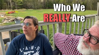 Who We REALLY Are | A Big Family Homestead VLOG