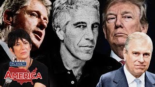 Epstein Death Controversy + Biden Gaffes + The Chemical Poisoning America | Planet America