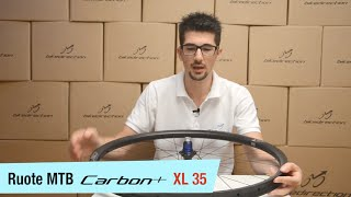 Ruote larghe per XC ed Enduro, arrivano le Carbon+ XL 35