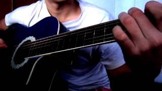 KReeD ft  Polina Faith – Расстояния ( на гитаре )