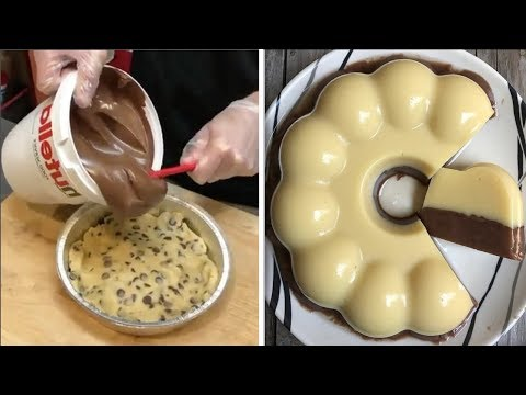How To Make Chocolate Cake Decorating Tutorial | Extra-Chocolate Chocolate Cake | So yummy