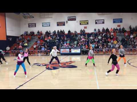 Bridgman High School Senior Mock Rock