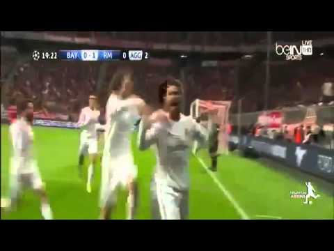 Real Madrid vs Bayern Munich 4   0 All Goals & Highlights April 29 2014   YouTube
