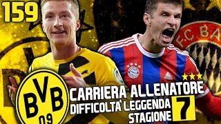 PARTITE SCUDETTO - FIFA 17 CARRIERA ALLENATORE #159