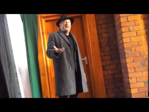 George Galloway launches Bradford West Life newspaper - 13th December 2014