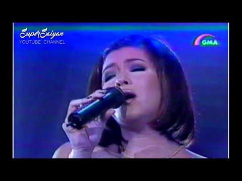I Don't Wanna Miss A Thing (First SOP Version) - Regine Velasquez