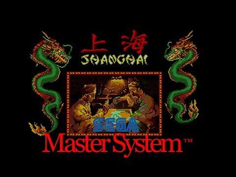 Shanghai PSG - Sega Master System [005] PlayThru