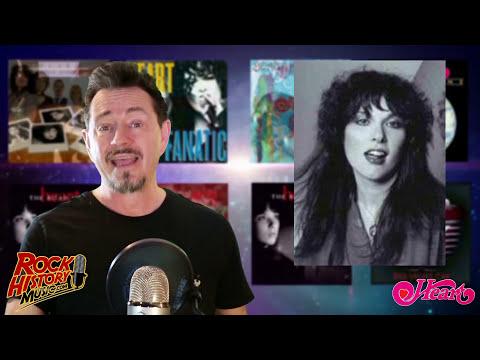 Heart's Ann Wilson Blasts Old Boys Club of Zeppelin & Van Halen