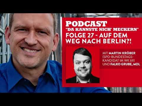 Podcast - Folge 27 - Auf dem Weg nach Berlin?! (mit Martin Kröber)