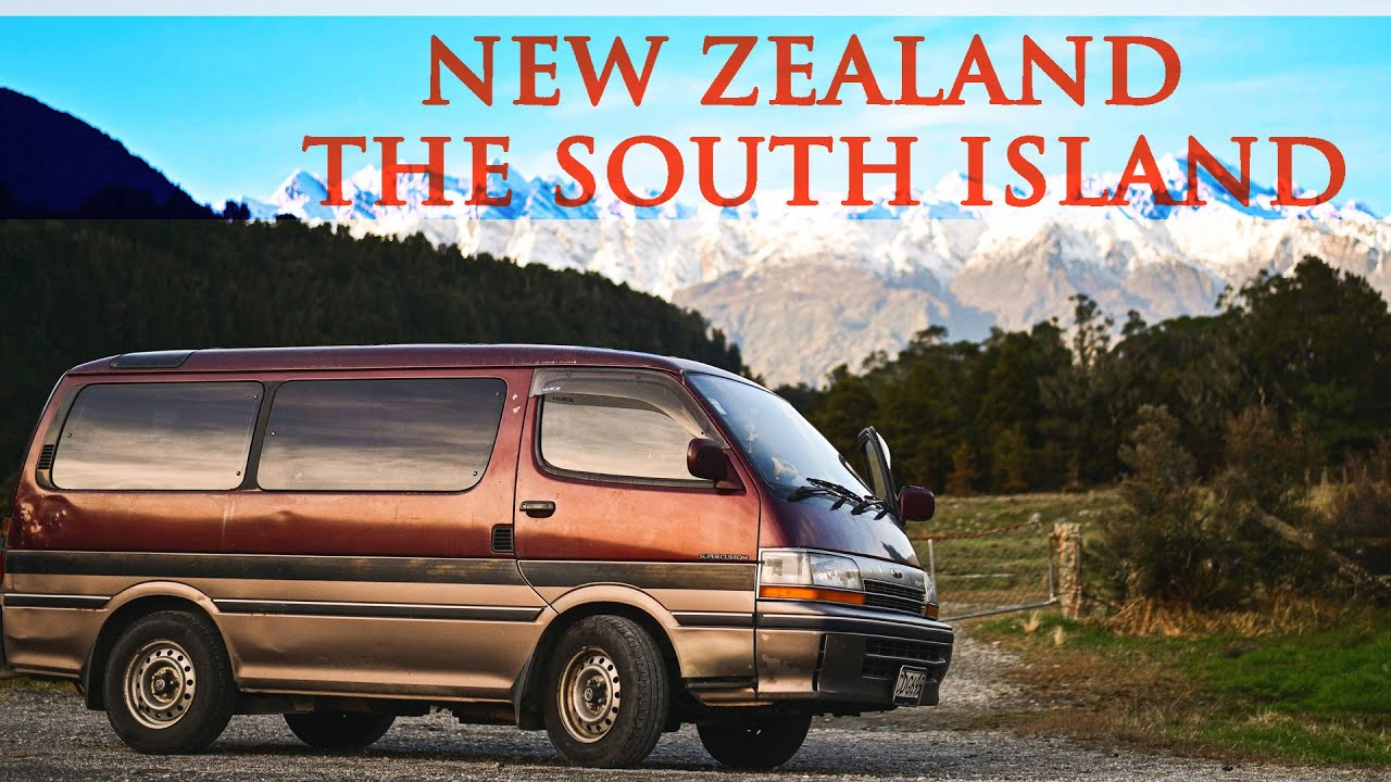 MO2W #26 - ROAD TRIP & HIKING THE SOUTH ISLAND OF NEW ZEALAND