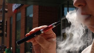 Mayo Clinic Minute: Are e-cigarettes safe?