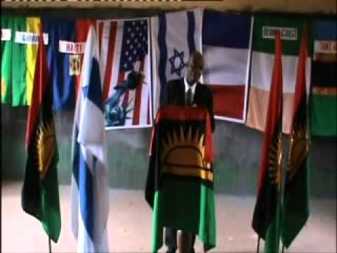 BIAFRA GOVERNMENT PRESS CONFERENCE BY BIAFRA ZIONIST MOVEMENT